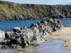 Beautiful beach at Norwick, Fetlar, Shetland Isles (Nanooki ) Tags: scottishisles unst scotland unitedkingdom gb norwick sea beach rocks sand fetlar shetlandislands