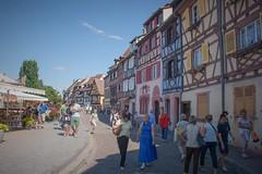 Colmar - Petite Venise (corentin.sch) Tags: colmar alsace petitevenise colombages street rue canon