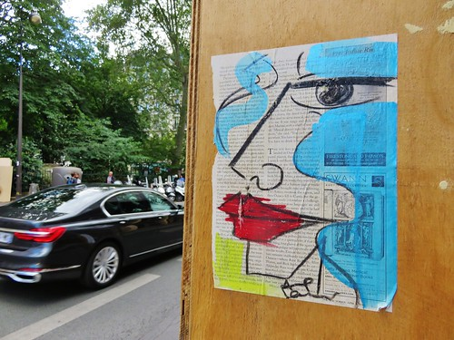 Anna Laurini / Paris : 11eme - 29 jul 2016