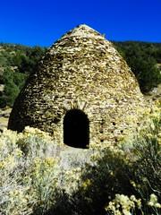 Wildrose Canyon charcoal kilns #7 (jimsawthat) Tags: stone charcoalkilns desert mojavedesert mountains panamintmountains rural california deathvalleynationalpark
