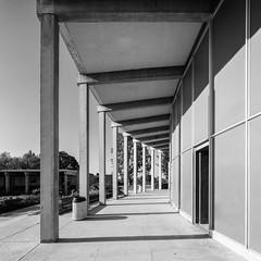 Apolliad Theater (Chimay Bleue) Tags: mesa college san diego modernism brutalism brutalist concrete architecture linda vista frank hope