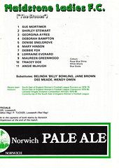 Norwich City vs Arsenal - 1981 - Page 11 (The Sky Strikers) Tags: norwich city arsenal football league division one carrow road official match day magazine 30p