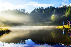 (blue8381) Tags:        lake outdoors landscape sky pond morning sunrise