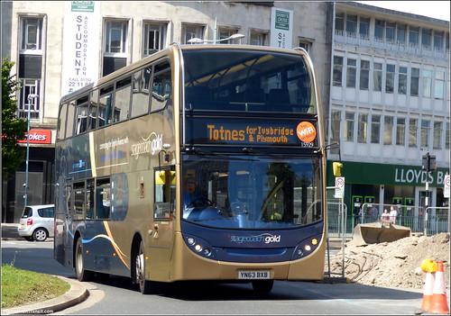 Stagecoach 15929 YN63BXB