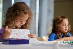Colorama! (Howard County Library System) Tags: colorama hcls howardcountylibrarysystem maryland millerbranch children coloring crafts crayons fun kids library
