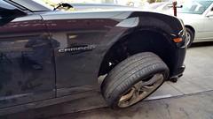 Suspension (Chris Yarzab) Tags: camaro suspension alignment accident repairs shop rrauto burbankcalifornia