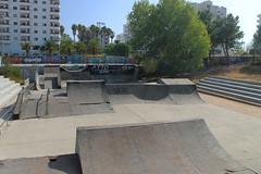 Abandoned Skatepark (danielduartefialho) Tags: skatepark place abandonedplace abandonedskatepark bmx skate scooter algarve portimão portugal ramp