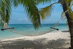Hängematte Chillen Malediven