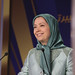 Maryam Rajavi at the celebration of the Relocation of Camp Liberty residents (6)