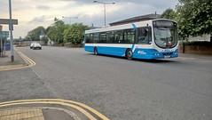 Ulsterbus 2458 (Phill_129) Tags: ulsterbus scania solar low floor bus l94 ub buses newtownards translink 2458 gxi 458 wrights wrightbus single decker