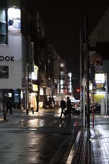 A rainy night (EAPhotoProjects) Tags: batchresize sal3518 yokohama adobephotoshopexpress sony77