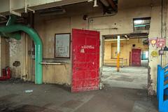 West Footscray (Westographer) Tags: westfootscray melbourne australia westernsuburbs industrial firedoors derelict warehouse signs