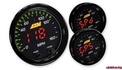 AEM Introduces the X-Series GPS Speedometer Gauge with LED Display (vividracing) Tags: aem altitude computer datalogger display ecu electronics gauge gps led speed speedometer wholesale xseries