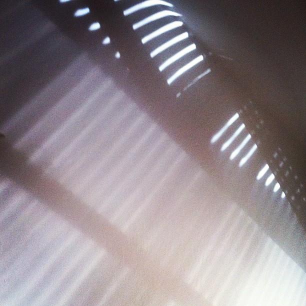 Semiotica di un raggio di luce.