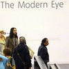 Russell Brand takes new girlfriend Isabella Brewster to the Edvard Munch: The Modern Eye exhibition at the Tate Modern in London London, England