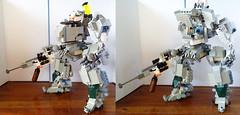 MGIMDU - 0672 Shield 2 (2) (Commander626) Tags: robot lego atlas combat federation mech hardsuit