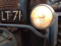 Lanz Bulldog (Denis CARAIRE - France) Tags: light phare tracteur lanz lanzbulldog monocylindre tracteurancien