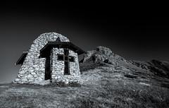 """Sveta Troica"" Chapel (Trinity), 1700m, Central Balkan National Park, Bulgaria (Dankish) Tags: mountain central peak chapel holy bulgaria trinity sv balkan stara sveta planina vrah vruh troica iumruka"