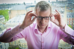 "Jeremy Vine at The Heights near Broadcasting House • <a style=""font-size:0.8em;"" href=""http://www.flickr.com/photos/67718176@N07/7801747076/"" target=""_blank"">View on Flickr</a>"