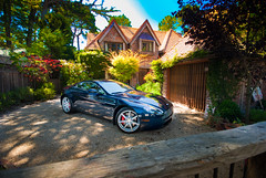 The Definition of Wealth (Folk|Photography) Tags: california ca monterey carmel v8 astonmartin wealth 2012 vantage carweek worldcars