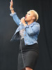 Emeli Sande V Festival 2012 held at Weston Park - Performances - Day Two Staffordshire, England