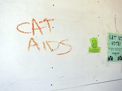 Anglų lietuvių žodynas. Žodis Aids reiškia (acquired immune deficiency syndrome sutr.) AIDS (liga) lietuviškai.