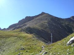 To Turn Left When The Path Goes Right (bookhouse boy) Tags: mountains alps tirol berge alpen tyrol 2012 hintertux tuxertal kaserer frauenwand kasererschartl sommerbergalm kleinerkaserer weisewand 19august2012
