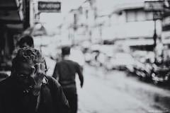(Raggusa) Tags: street bw white black canon indonesia lens eos manual bandung dslr arsat 1000d