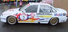 Jim Pocklington's ex-Cleland Cavalier (IainW81) Tags: car dave john scotland championship fife cook jim super racing british cavalier 1992 touring 1990 services cleland vauxhall btcc knockhill tourer gsi pocklington dcrs