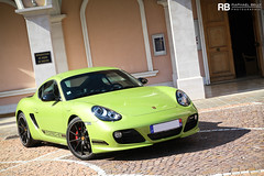EnRage (Raphal Belly) Tags: verde green car french photography eos riviera photographie photoshoot metallic vert montecarlo monaco mc belly exotic r porsche 7d passion cayman carlo monte raphael fontvieille rb supercar spotting supercars peridot raphal hliport pridot