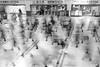 Tokyo - Shinagawa Station (sadaiche (Peter Franc)) Tags: longexposure people feet station japan tokyo traffic steps railway trains jr busy human shinagawa shinkansen arrghhh footfall heapsofpeople omgsomanypeople