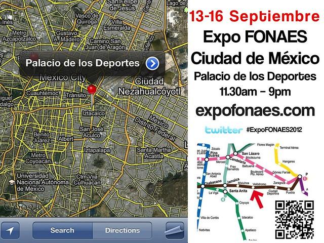 Expofonaes2012 @ Mexico 08.2012
