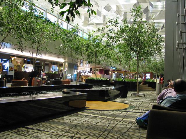 Changi Airport T-3