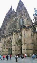 St. Vituskatedralen i Prag