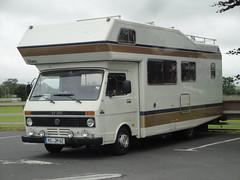 Volkswagen LT35 (GoldScotland71) Tags: volkswagen 1980s camper caravanette lt35