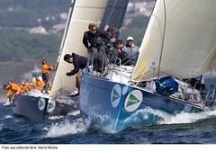 """El """"Movistar"""" se sube al podio del Trofeo Príncipe de Asturias"""