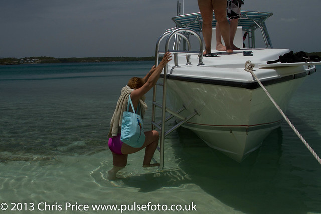 Adventure Antigua's Xtreme Boat