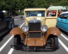 1930 Chevrolet Club Sedan Classic Car (jag9889) Tags: auto show plant classic ford chevrolet car club sedan vintage newjersey antique nj historic chevy edgewater 2012 assembly 1930 bergencounty 07020 zip07020 jag9889 y2012 edgewaterfordassemblyplantautoshow edgewaterculturalhistoricalcommittee