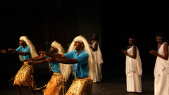 Rwandan Traditional Dance at ELERwanda Summit