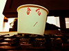333/365. This One's For The MAN. (Anant N S) Tags: apple paper keyboard teacup theman iphone papercup stickittotheman project365 appleiphone iphone4 iphonography iphoneography lensor anantns thelensor anantnathsharma thisonesfortheman