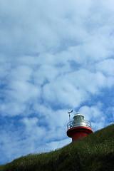 [ / ] (taniuniyana) Tags: sky cloud lighthouse canon island eos hokkaido  cape   rebun      kissx5 funadomari  capekaneda kanedanomisaki