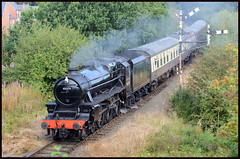 LMS Black 5 No. 45379 (norman-bates) Tags: shackerstone shenton blackfive marketbosworth battlefieldline black5 45379