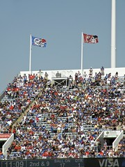 Ralph Wilson Stadium, Orchard Park, NY (MattBritt00) Tags: ny newyork sports football buffalo buffalobills bills stadium nfl flags kansascity chiefs afc americanfootball orchardpark footballstadium kansascitychiefs ralphwilsonstadium nationalfootballleague americanfootballconference