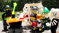 Week 38 (chrisofpie) Tags: chris project pie toy toys outdoors monkey funny lego jester lol doug liam legos hero knight brave heroes minifig roger weeks mime curtis 52 minifigure bluehat minifigures 52weeks legodragon stunningphotography legohero whitejester dragonwizard chrisofpie rogeranddoug dougthechimp 52weeksofliamthemime kazahm