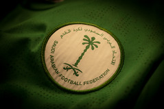 Saudi National Team (WelloJ) Tags: logo football team saudi flickrandroidapp:filter=none
