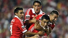Benfica  vs Academica