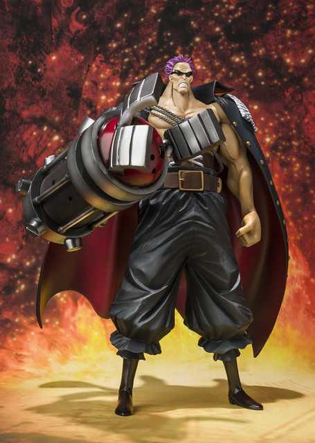 Figuarts ZERO ONE PIECE 電影版Z 魯夫決戦服Ver. AIN Z將軍 三款