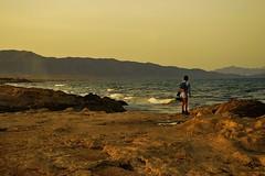 Cabo Cope Murcia (fotografiarayodeluna) Tags: espaa murcia atardecer paisaje playa mar calabardina cabocope