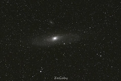 M31 - Andromede (ZeGaby) Tags: pentaxk1 tamron70300mm astrophotography andromede galaxy nature longexposure