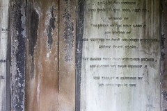 Memorial (Catherine Sharman) Tags: scotland britain travel death victorian mono gothic necropolis europe graveyard glasgow
